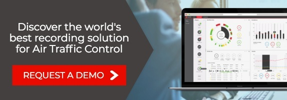 Discover the world's best recording solution for Air Traffic Control