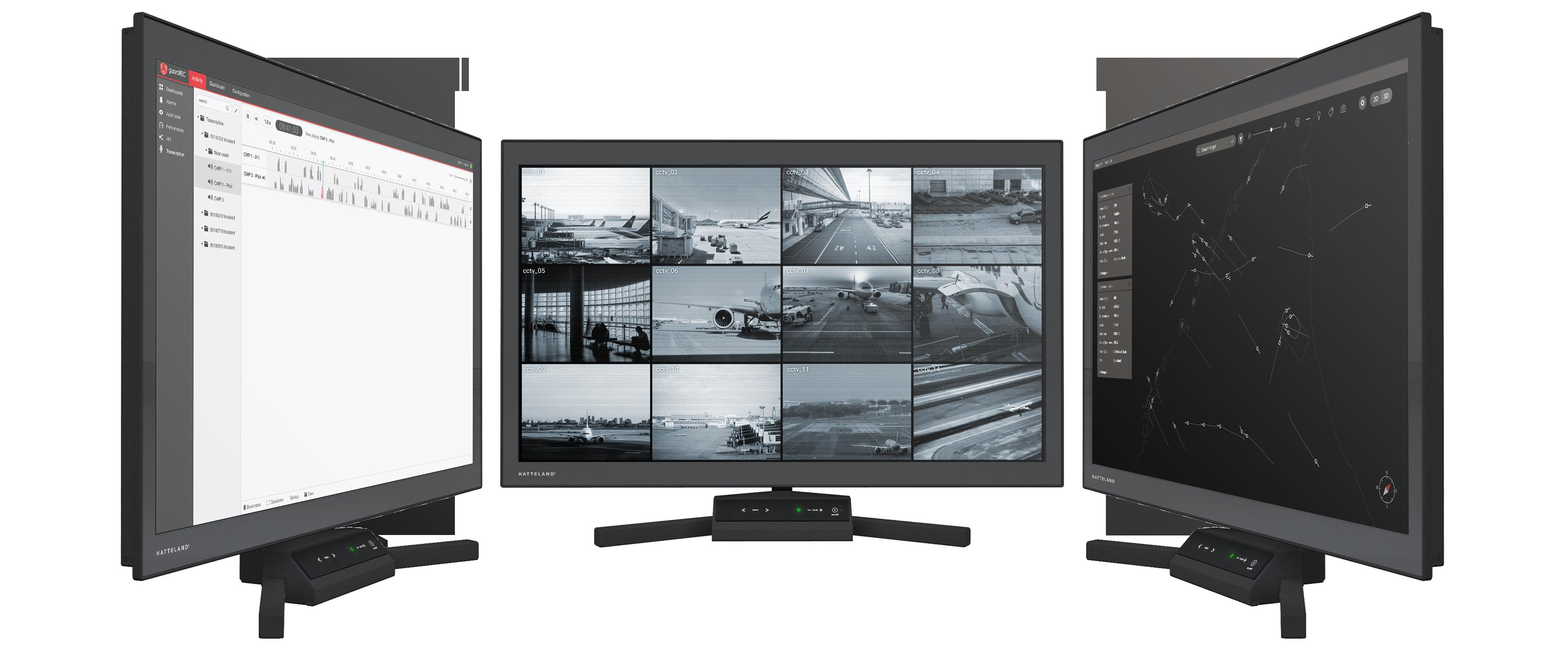 GuardREC-ATC-Recording-Solution-Monitors