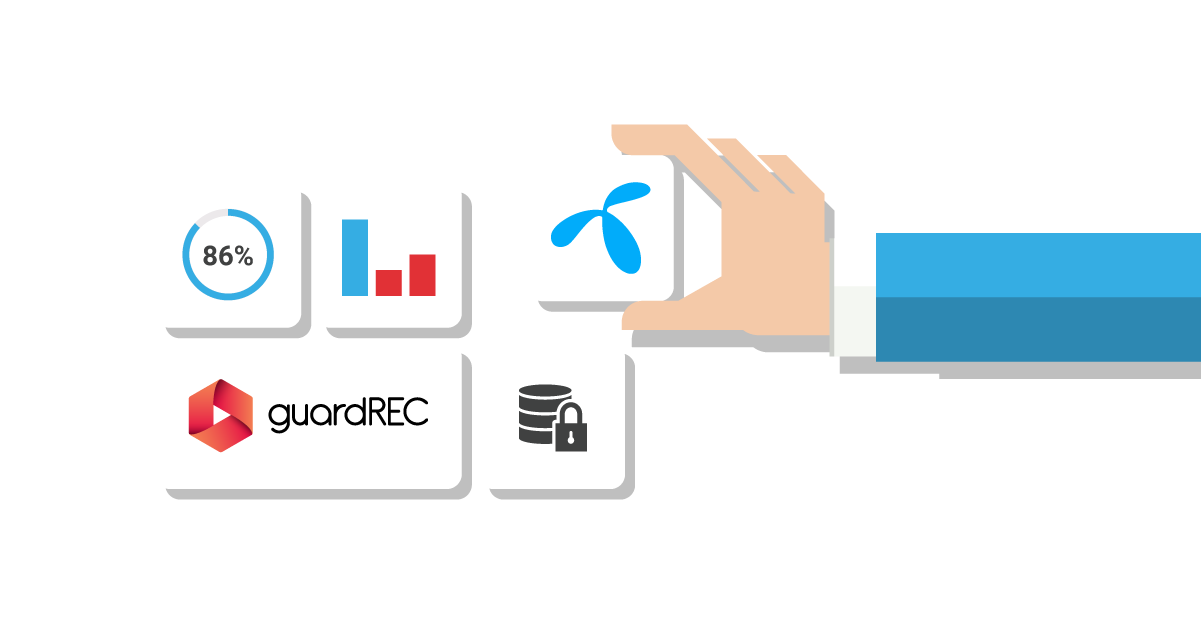 guardREC Compliance for Telenor recording
