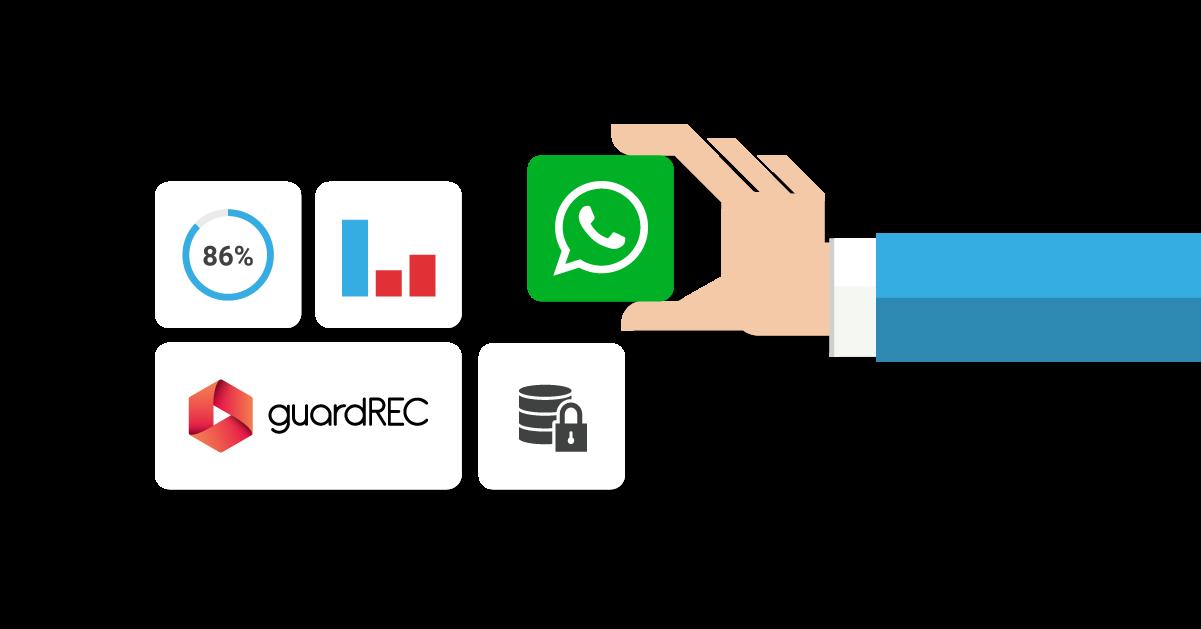 guardREC Compliance for WhatsApp